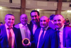GES wins AEO award