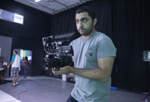 Dubai's Faisal Hashmi working on feature film