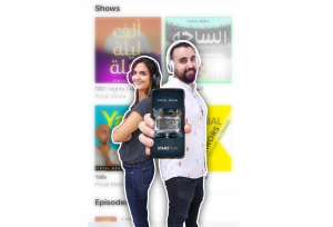 StarzPlay partners with MENA Arabic podcast specialist, Finyal Media