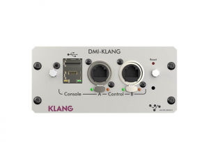 DiGiCo announces DMI-KLANG at NAMM 2020