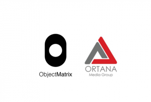 Object Matrix and Ortana Media Group partner to deliver management and storage workflow