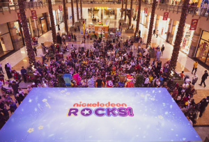 Nickelodeon Rocks currently on at City Centre Mirdif