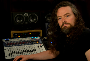 Sneak peak into Steve Kilpatrick's Manchester studio
