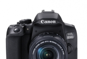 Canon beefs up 4K range with new EOS 850D