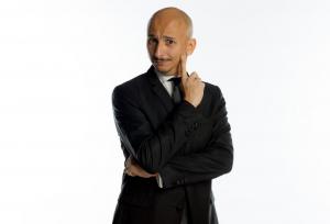 Egyptian comedian Khalid Mansour to voice OSN's Yalla Neta'asha