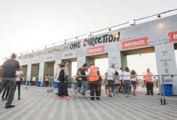 In Pics: One Direction in Dubai