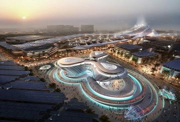 VIDEO: Expo 2020 Masterplan