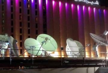 Alarab TV network goes live
