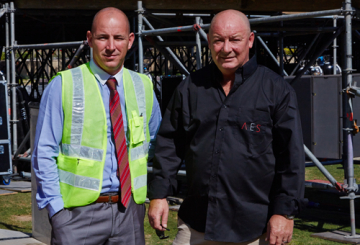 AES appoints new managerial roles