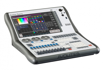 Avolites Quartz launched by Procom ME