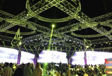 Avolites Expert Pro for new Dubai nightspot