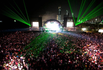 PIC SPECIAL: Bumper month of music in Abu Dhabi
