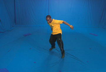 Caught in the act: the art of motion capture