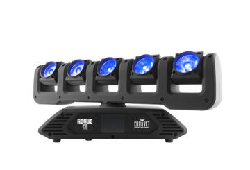 Chauvet Professional launches Rogue R1 FX-B