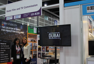 Dubai delegation heads to Hong Kong Filmart