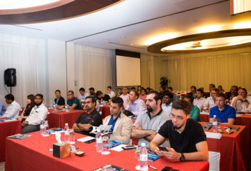 IN PICS: Dicolor LED Display Technology seminar