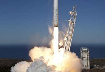 SpaceX to launch broadcast satellite Es'hail 2