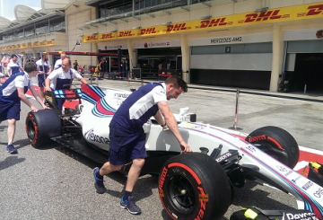 Bahrain F1: Behind the scenes with Riedel
