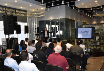 GSL Professional launches new showroom