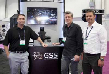 GSS selects XD motion as European service partner