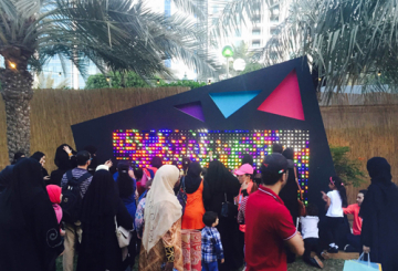 IBS Group provides activations for MOTN festival