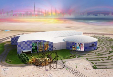 Actors and singers wanted for new Dubai theme park