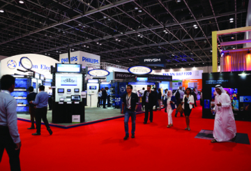 InfoComm MEA set for standalone 2016 edition