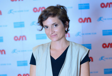 5:00 minutes with... Izabella Tzenkova