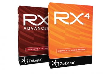 iZotope updates RX audio repair toolkit