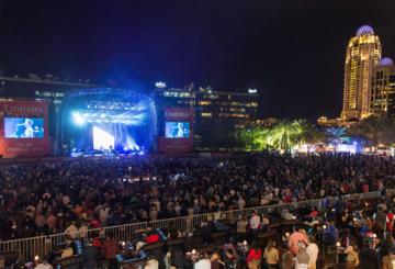 Dubai Jazz Festival 2015 kicks off