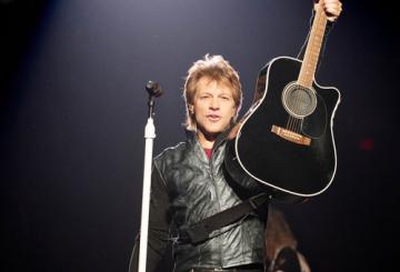 Bon Jovi to play in Abu Dhabi