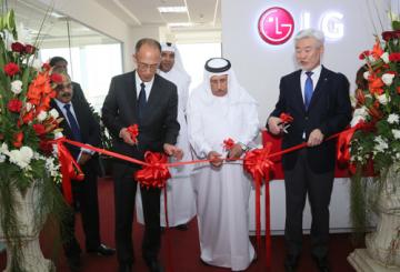 LG Electronics opens Qatar office