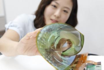 Flexible screens of the future
