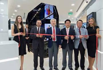 LG Electronics launches innovation hub in Dubai