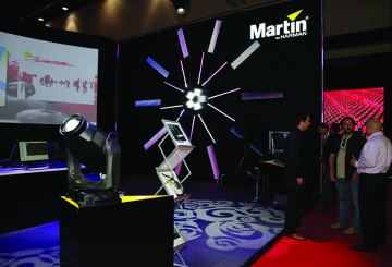 Martin Professional and Green Hippo join forces