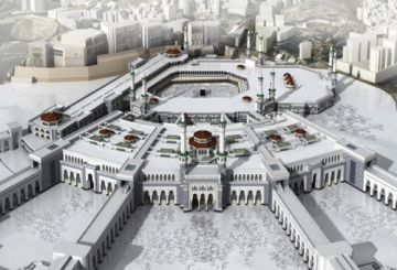 Masjid al-Haram in Mecca moves to Sennheiser mics
