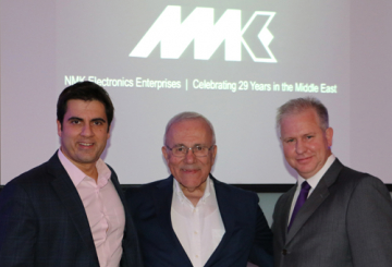 NMK to distribute Bose in UAE