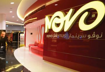 Novo Cinemas signs agreement with new Doha mall