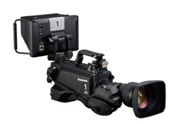 New models expand Panasonic studio camera line-up