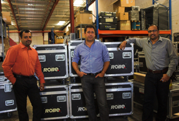 Abacus Dubai counts on Robe