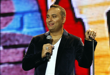 Russell Peters returning to Dubai