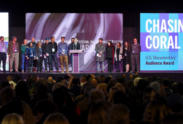 Being there: Sundance Film Festival 2017