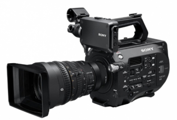 Sony launches new PXW-FS7