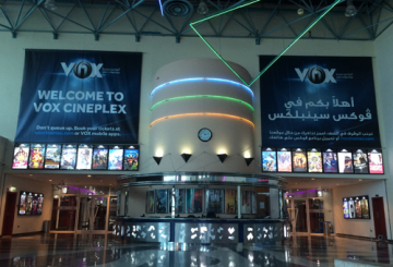 Grand Hyatt Dubai to get new VOX cineplex