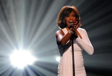Whitney Houston 'hologram' to tour in 2016