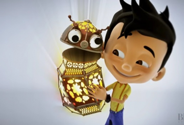 Blink Studios unveils original kids animation