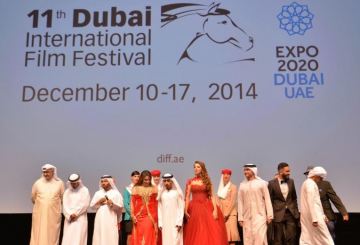 Waleed Al Shehhi hosts world premiere of Dolphins
