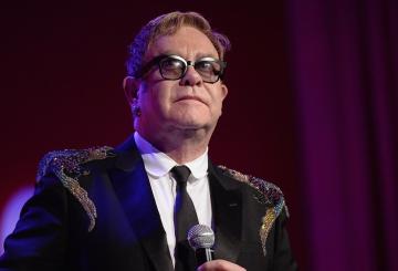 Elton John moves Dubai concert to January 2017