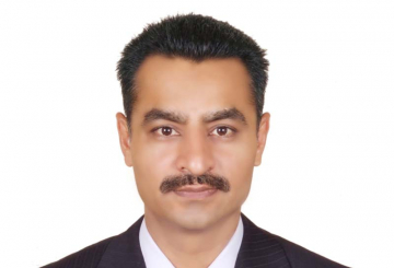 Abdul Ghani to represent Argosy in the Middle East