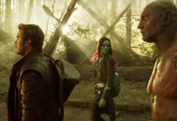 Guardians of the Galaxy: Behind the scenes